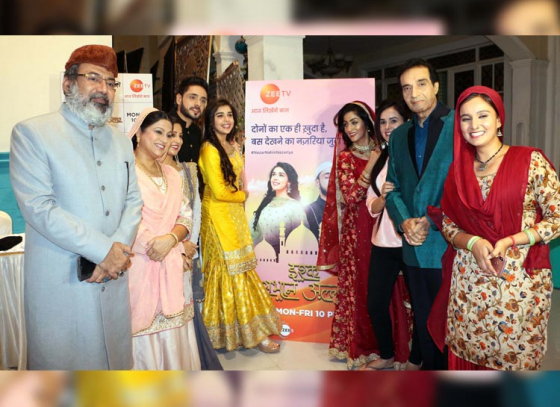 Cast of 'Ishq Subhan Allah' celebrates Eid