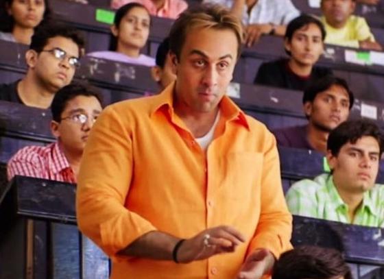 Ranbir Kapoor as 'Circuit' in Munna Bhai 3?