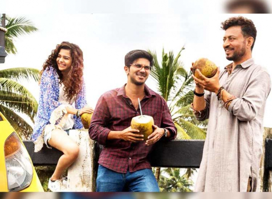 Karwaan: A dead body, some witty jokes and a road trip