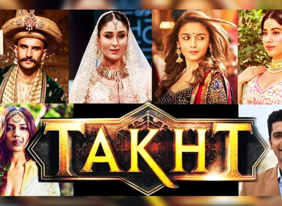 Takht reveals the battle of Mughal throne