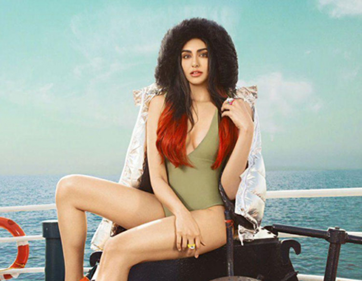 What's hot? Adah Sharma's bikini photo is