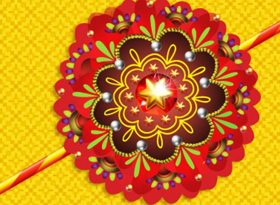 Bolly-Celebs' rakhi celebration