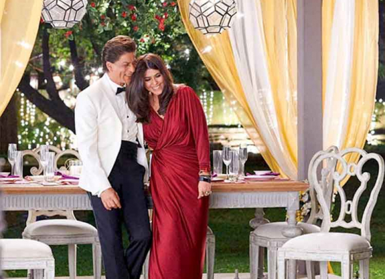 Shah Rukh to play a cameo on Ekta Kapoor's show