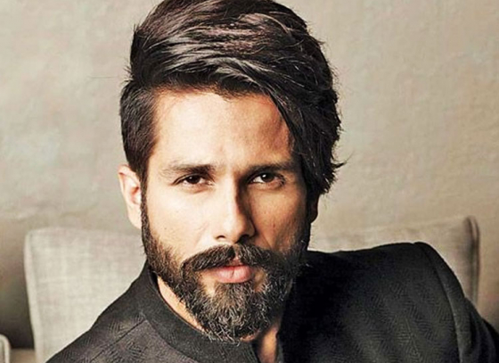 Shahid Kapoor as chocolate boy in Kabir Singh