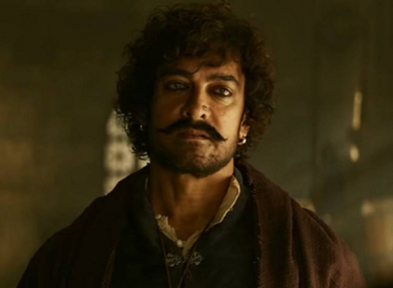"Aamir apologises for ""Thugs Of Hindustan"""