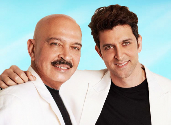 Hrithik reveals the news about his dad