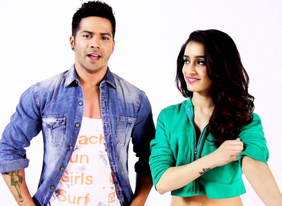 Shraddha is with Varun now