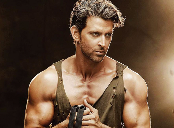 Tiger's gift for Hrithik