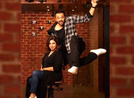 Farha-Rohit's Action Comedy