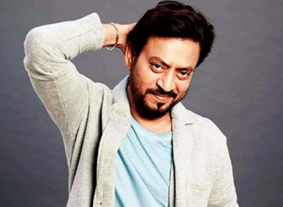 Irrfan's back In Mumbai