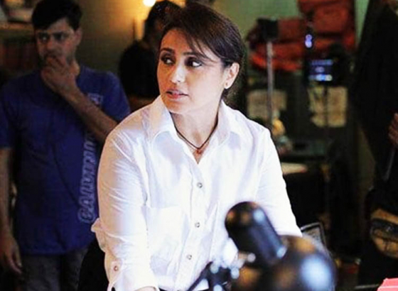 Rani Mukherjee Returns with First Look of 'Mardaani 2'