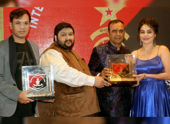 Mumbai's Starry Award Night