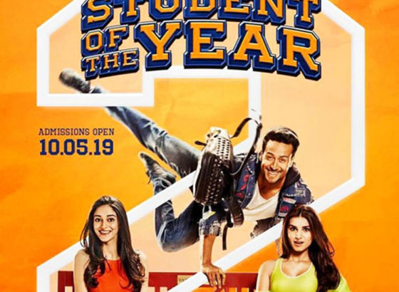 Student of the Year 2 Trailer Finally Comes Out
