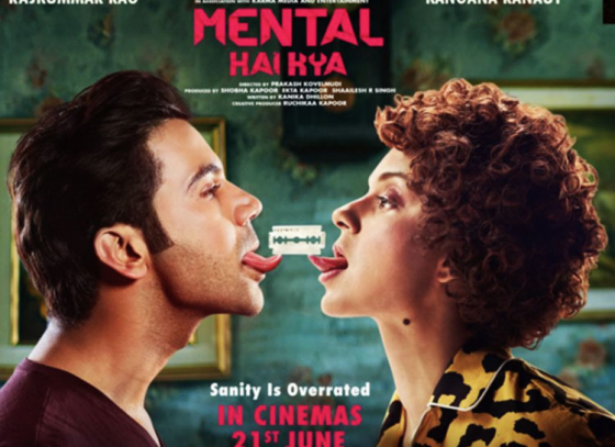 'Mental Hai Kya' Gets a New Poster