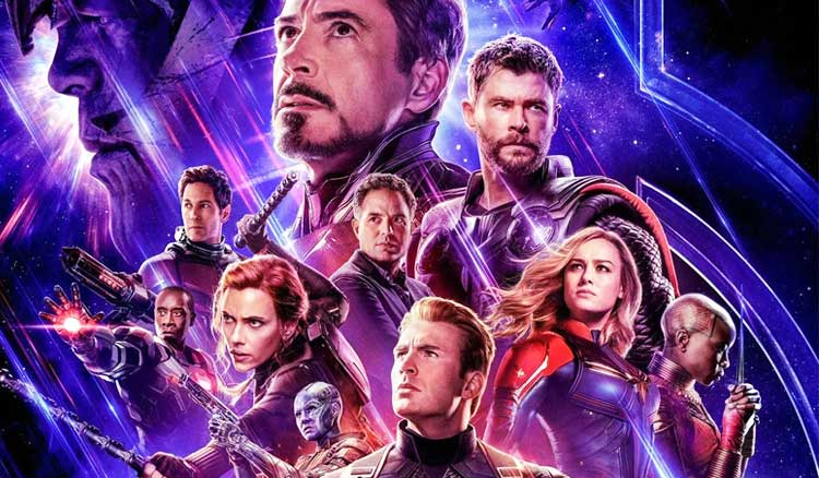 Avengers Endgame Tickets sale reaches a peak in India