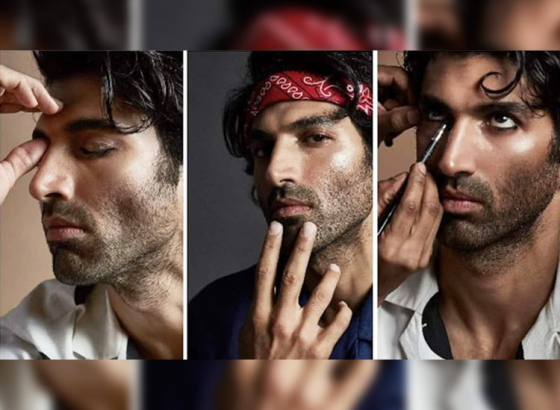 Normalising make-up for men: Aditya Roy Kapoor