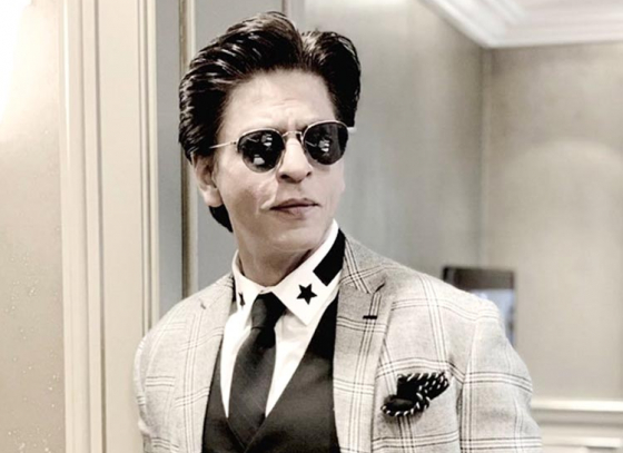 Shah Rukh Khan Shares his Plans