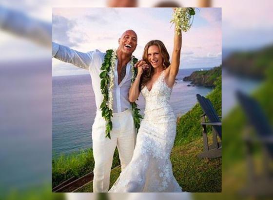 'The Rock' Tying the Knot with Girlfriend Lauren