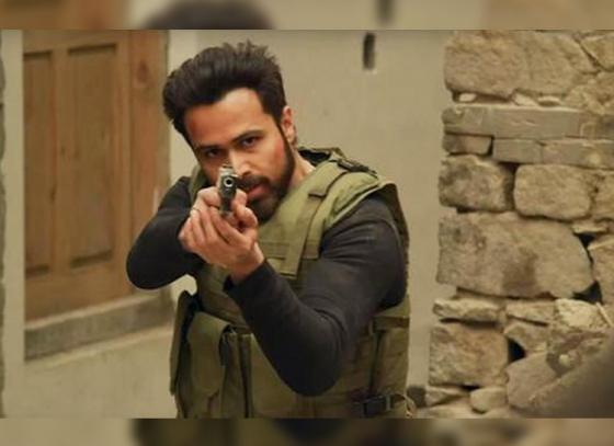 Emraan Hashmi in Netflix's next Indian thriller Bard of Blood