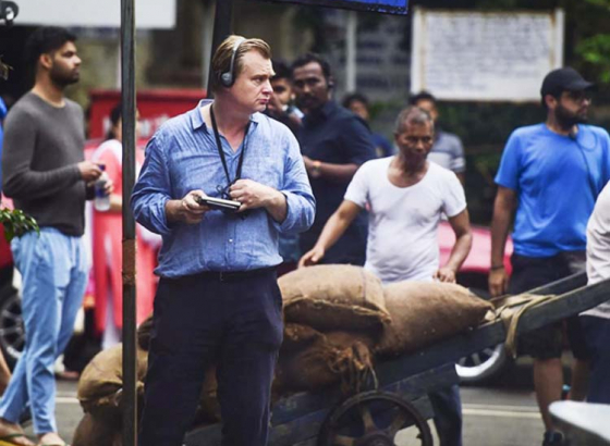 Christopher Nolan Shooting in Mumbai for 'Tenet'