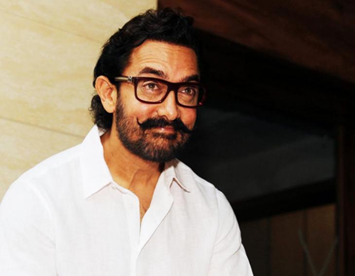 First Look of Aamir's Next