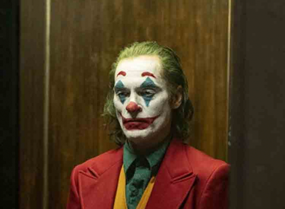 Golden Globe for Joaquin's 'Joker'